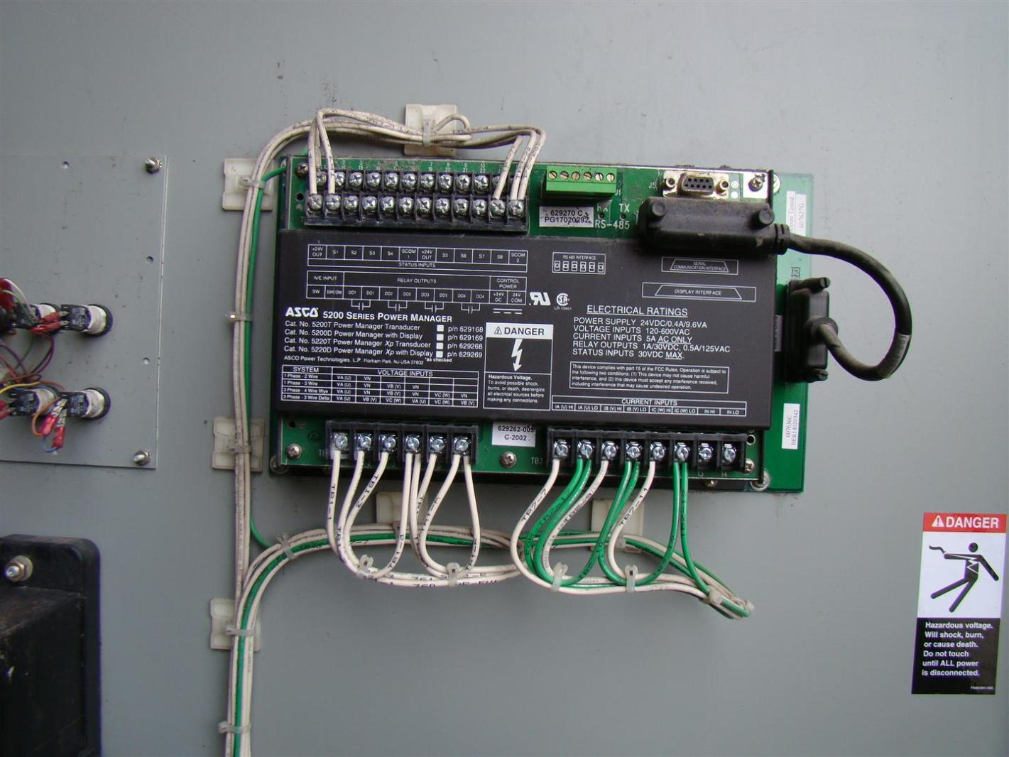 Asco 7000 Series Ats Wiring Diagram : 35 Wiring Diagram Images ... Diagram Switch Transfer Wiring Rtsl A on