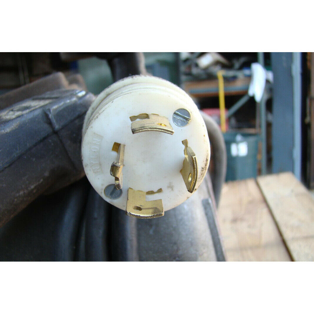 Chisholm Moore 1 Ton Electric Chain Hoist 220 440v 3ph
