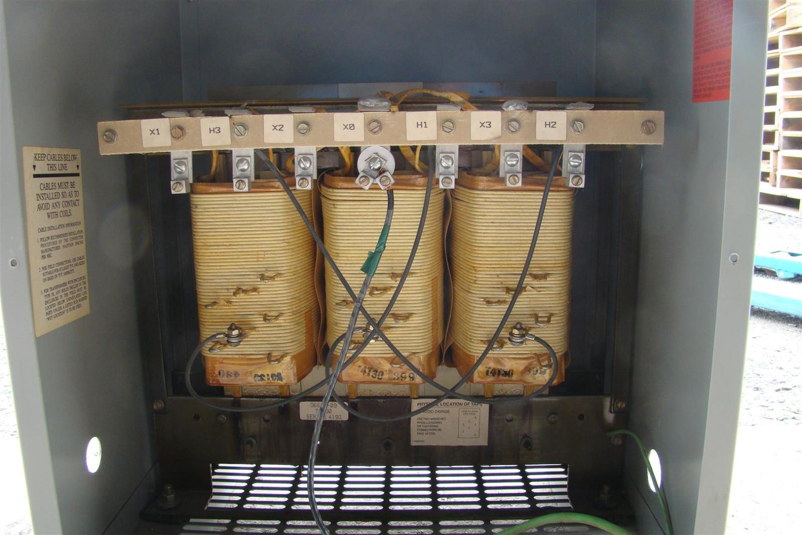 Siemens 45 Kva Transformer Wiring Diagram Schematics 30 30kva Dry Type Prim 480v Sec 208y 120v