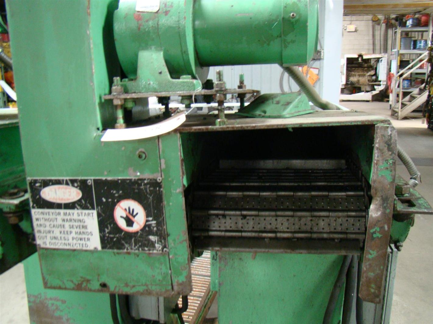 Turbo Systems Chip Conveyor 0 2kw 230 460v 3ph 6275
