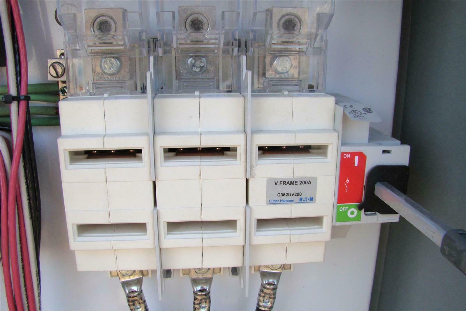 Lincoln Electric 4 Pack Welder Rack 208/230/460/575v, 3PH ...