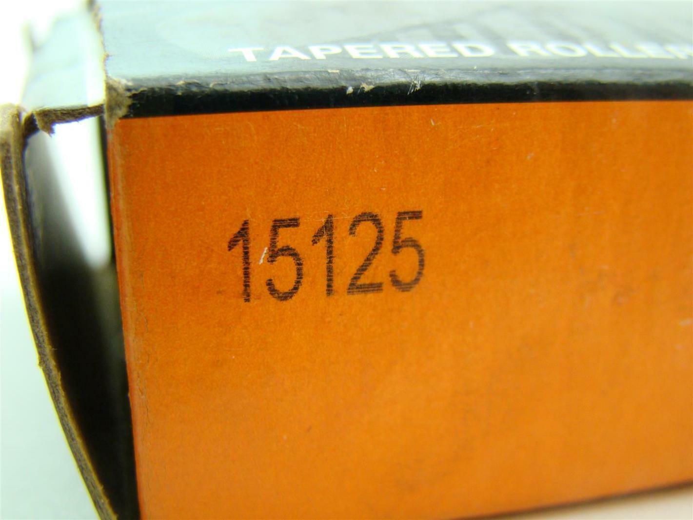 Timken 15125 Bearing