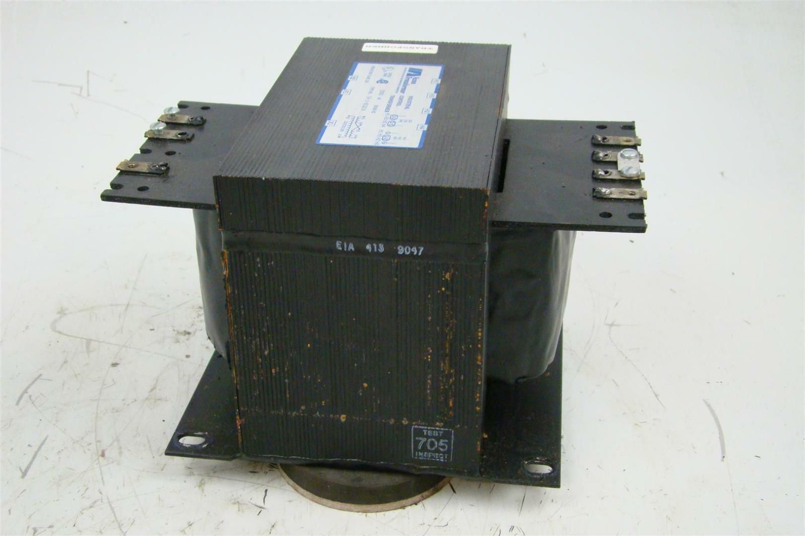 Acme Industrial Control Transformer 230  460 2000va  50
