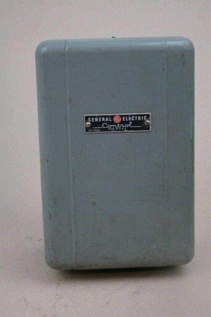 General Electric Electronic Timer 115  208  230  460  575v  50  60hz  Cr7504