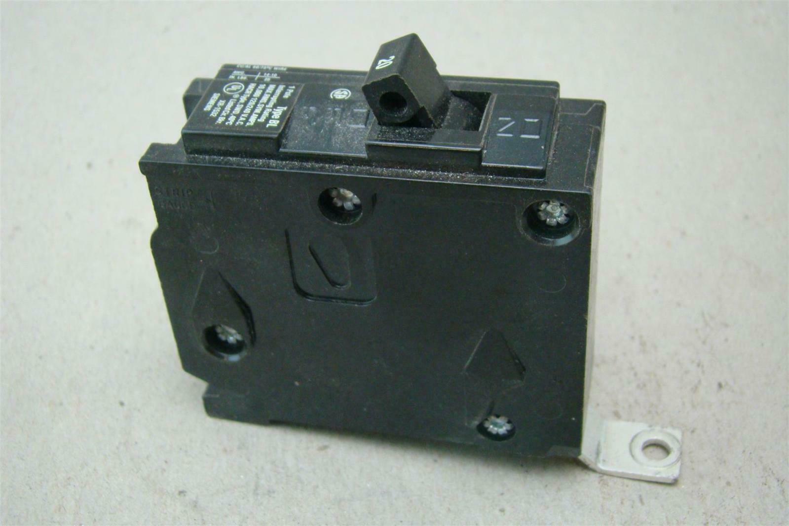 Siemens 20Amp Circuit Breaker 1P, Type BL, XR-1532
