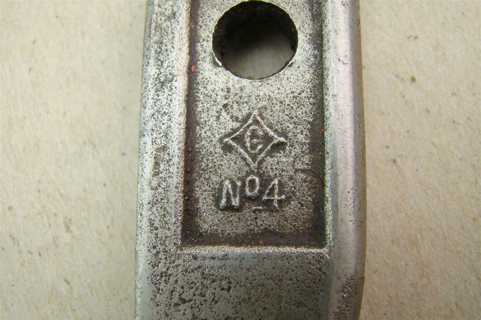 Cleveland Armstrong Collis No 1 Drift Pin