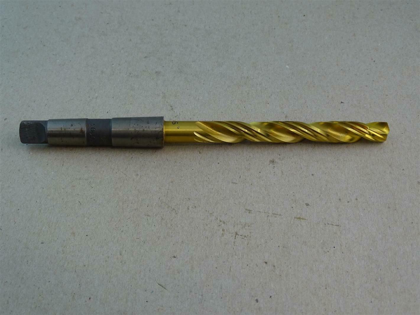 12mm Pilot PR-16100 new MELCUT Tools 16mm HSCo Cobalt TiN Coated Step Drill Bit