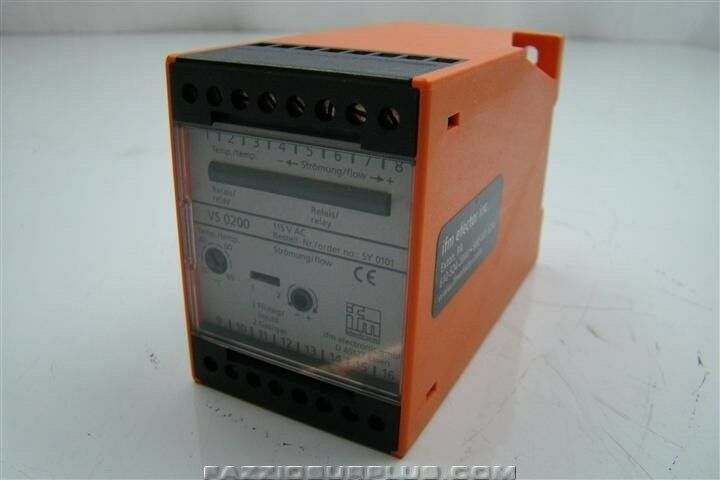 Ifm Electronic Efector 300 Control Monitor D45127 Essen SY0101