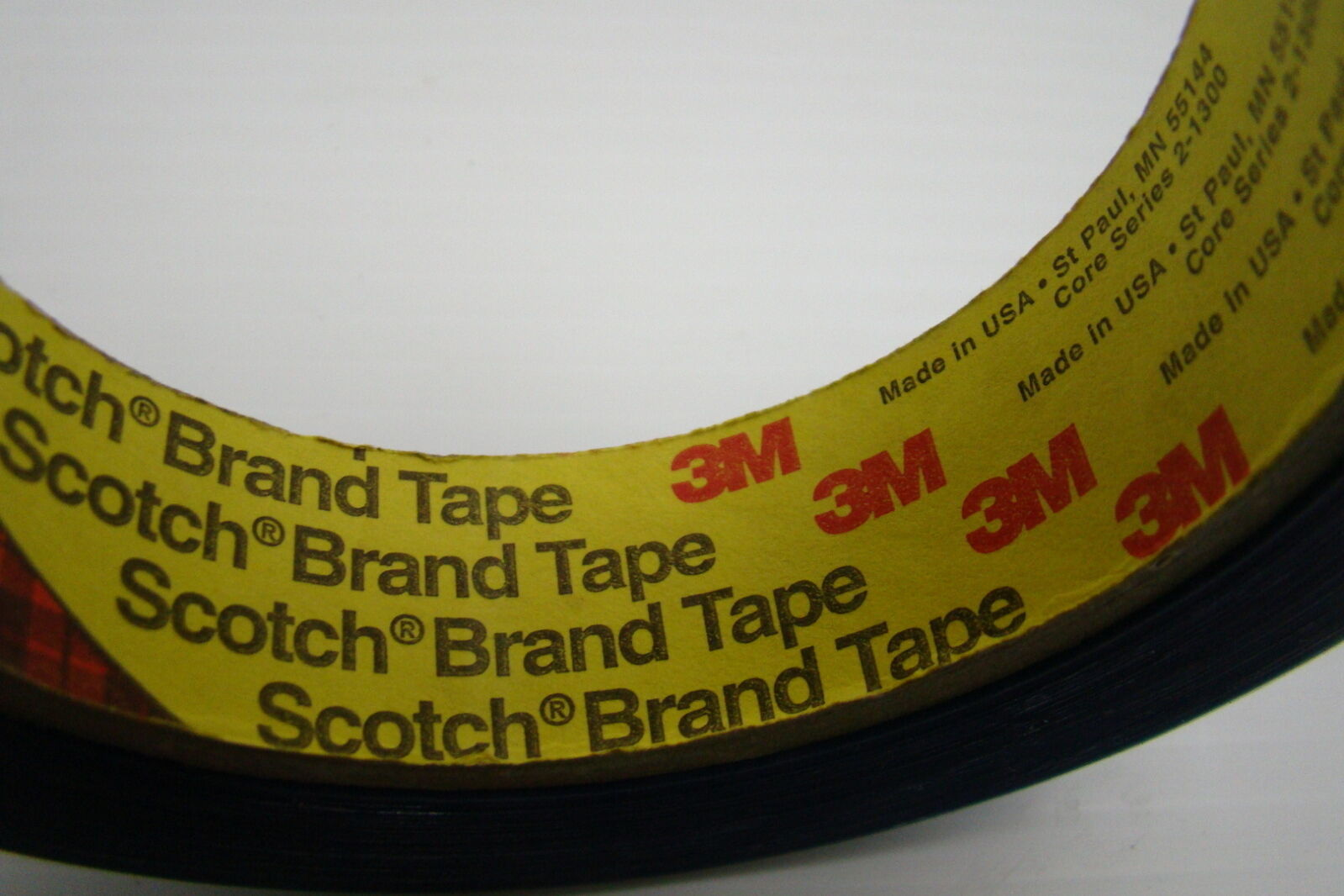 x 72 yd Scotch Brand Tape Polyester Composite Bonding 1 in