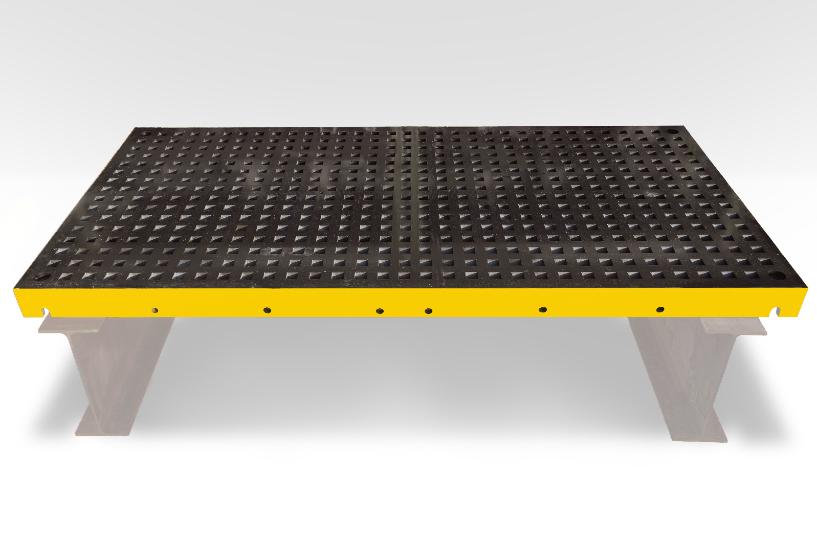 New 5 Ft X 10 Ft Welding Platen Cast Iron Layout Table