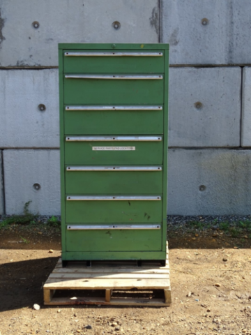 7-Drawer LiSta Industrial Storage Tool Chest