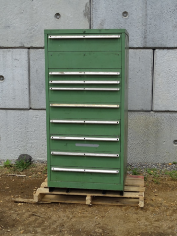 10-Drawer LiSta Industrial Storage Tool Chest