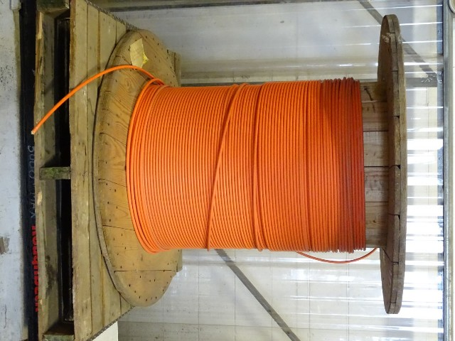 Draka Comteq (F)  Optical Fiber Cable  1000 FT., 503048