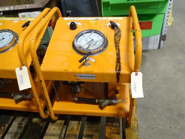 Hydralics Technology Inc.  HTI Hydraulic Air Stud Tensioner   , HTP-100