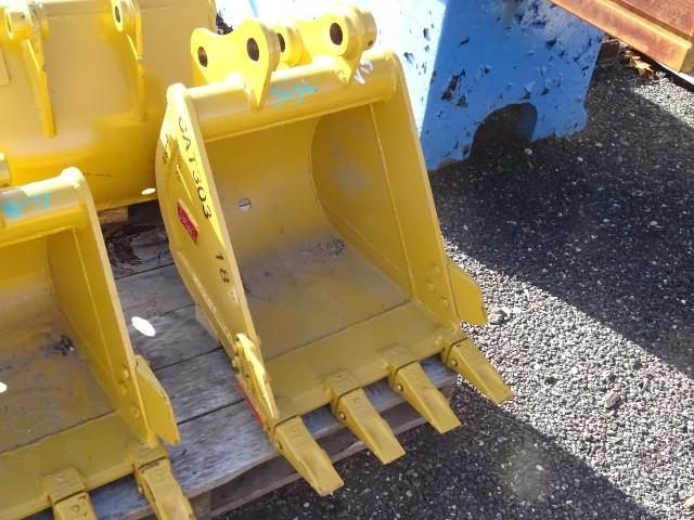 """Teran  18"""" Excavator Bucket  40mm Pins , CAT303"""