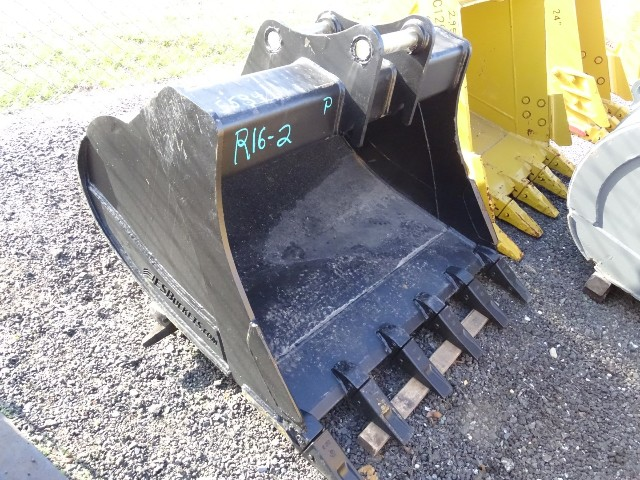 "ES  48"" Excavator Bucket, 80 Class Cat/Bobcat/Deere/Hitachi  50mm Pins, ESB-908E"