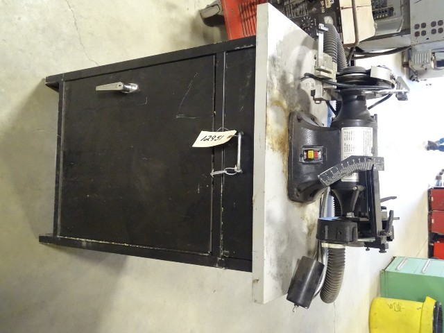 DGP Tungsten Grinder 110V, 5.0AMP, 60Hz , DGPH2-V2