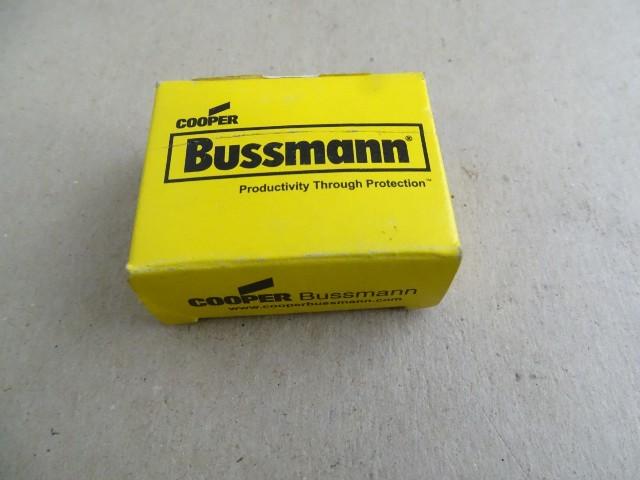 Cooper Bussmann  Single Pole Midget Fuse 600VAC , KTK-7