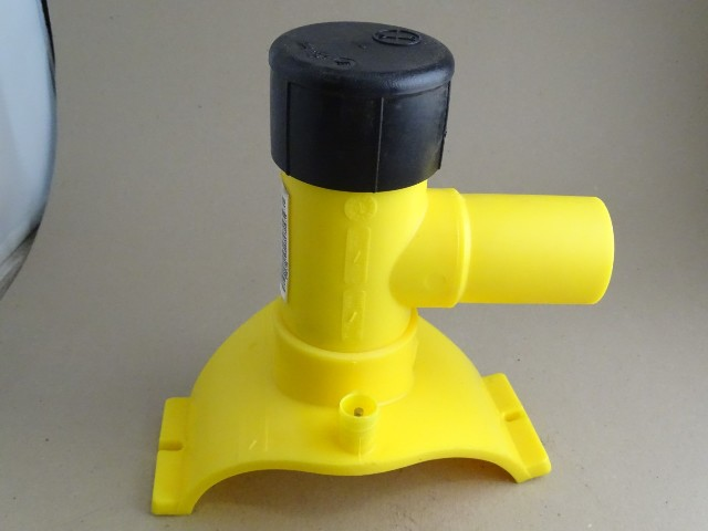 Central Plastics  High Volume Tapping Tees  , 10009500