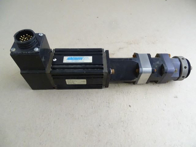 Elcom  Servo Motor  , 5273B738-R2