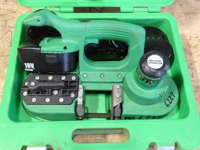 Stout Tool Corp  Cordless 18v BandSaw Portaband , STX250