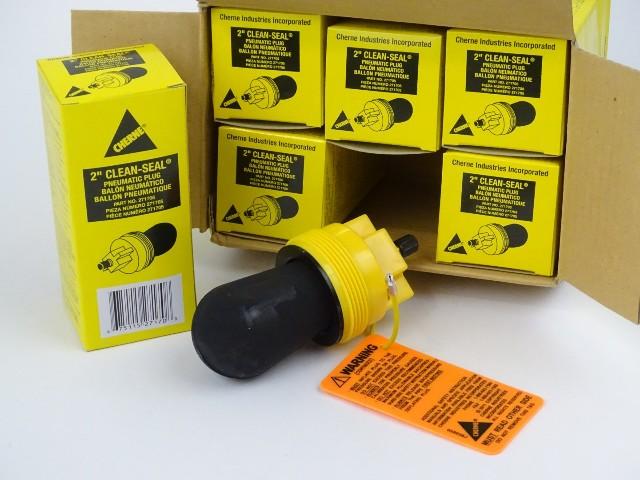 """(6) Cherne Industries  2"""" Clean-Seal  , 271-705"""