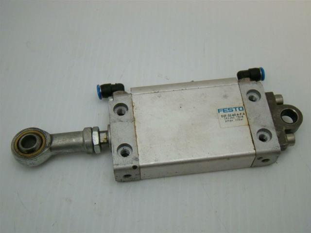 Festo FLAT CYLINDER T808 10bar 161265 DZF-32-40-A-P-A