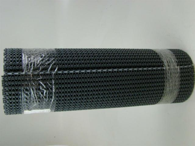 "(2 pcs) Conveyor Belt M1230 Flush Grid Acetal Dark Gray 23.6"" x 10'"