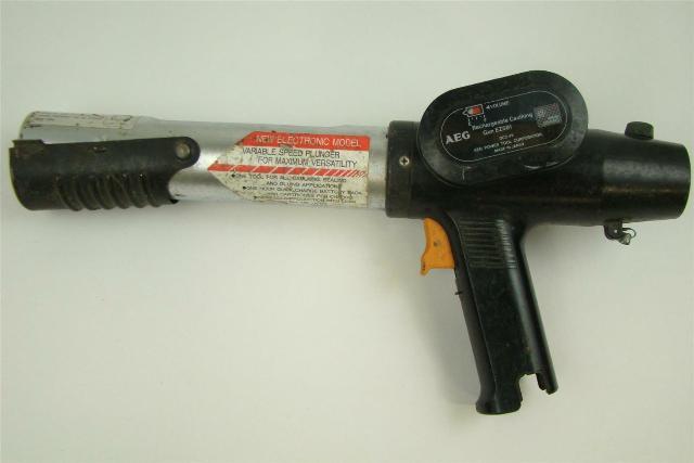 AEG Rechargeable Caulk Gun EZ581 DC2.4V