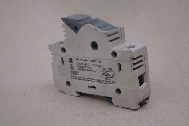 Weidmuller 30A Fuse Holder, 600V , WSI 25/1
