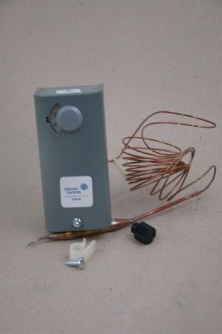 Johnson Controls SPDT Temperature Control , A19ABC-24