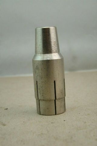 "Abicor Binzel Welding Nozzle , .762"" x .508"""