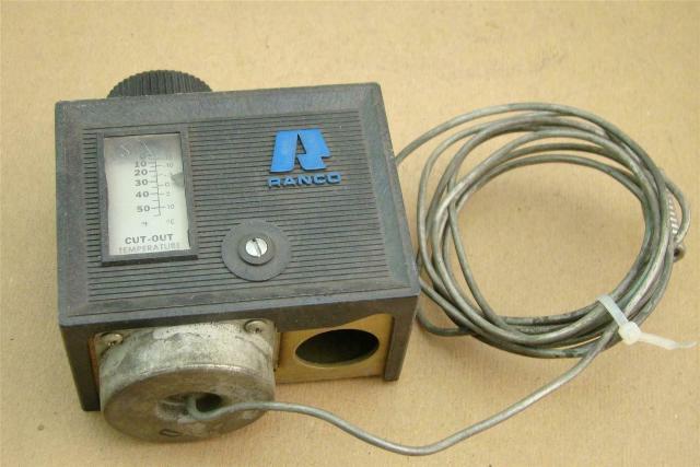 Ranco Temperature Controller 868 G, 010-2516-70