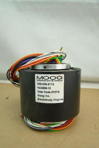 MOOG Capsule Slip Ring Assembly B00-336-2112, AC4598-12
