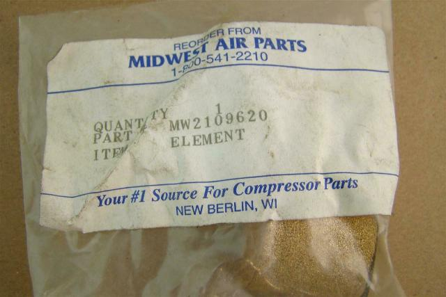 Midwest Air Parts Element , MW2109620