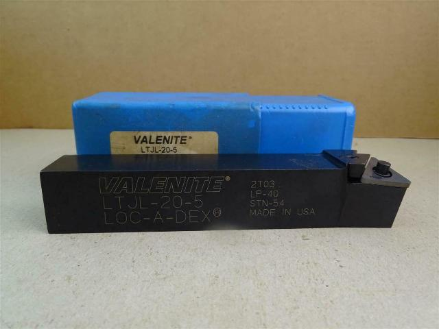 Valenite  Tool Holder  , LTJL-20-5