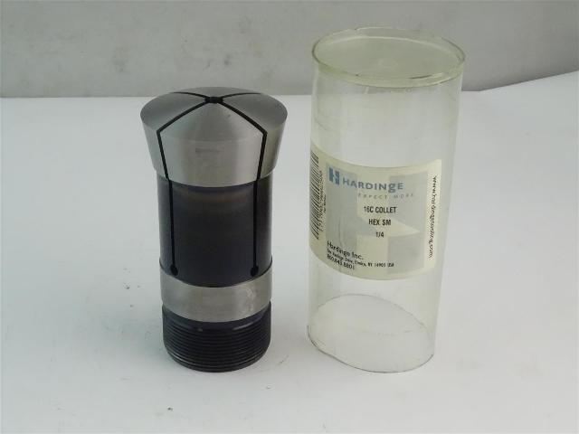 Hardinge  Round Collet  HEX SM 1/4, 16C