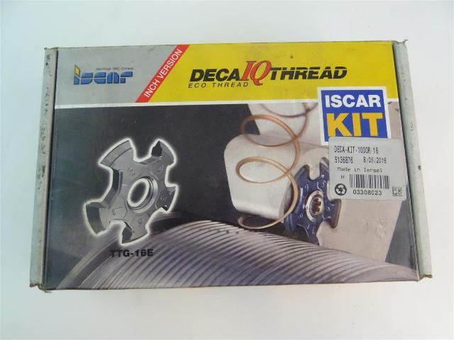 Deca  Thread Cutting Tool Kit  , 1000R-17