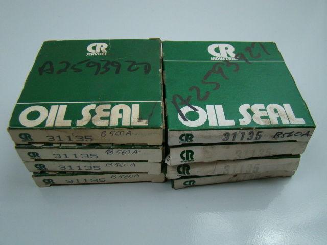 (8) Oil Seal 31135