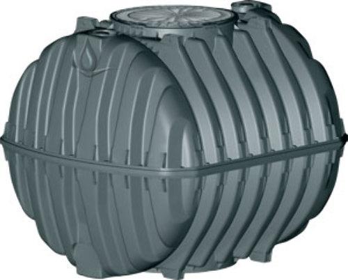 Graf Carat S 1700 Gallon Underground Poly Tank, Rainwater Collection