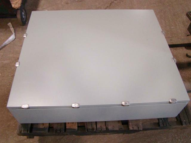 "EXM Waterproof Steel Enclosure 42 x 36"", 5412 ESEL"