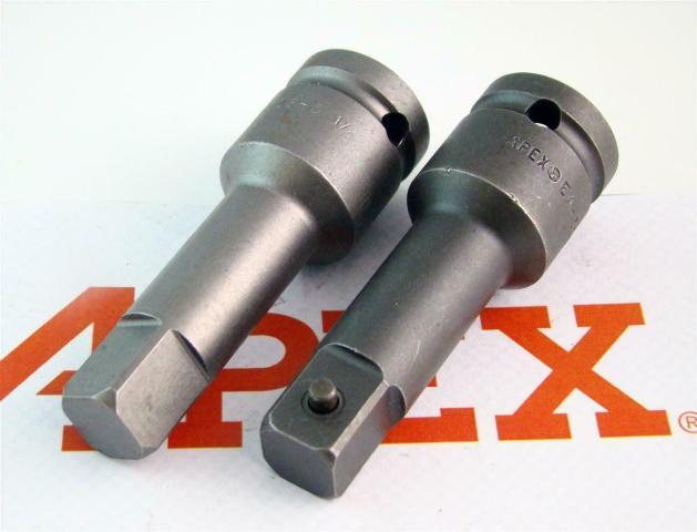 (2) APEXUSA  Standard Socket Extension  1/2 , EX-503-3