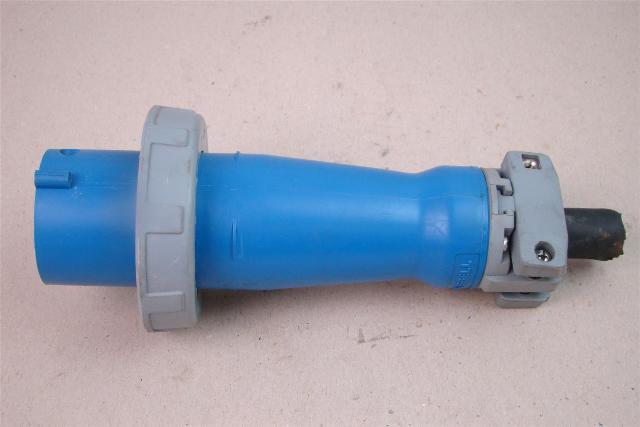 Hubbell  Male Plug  60AMP 250VAC, 360P6W