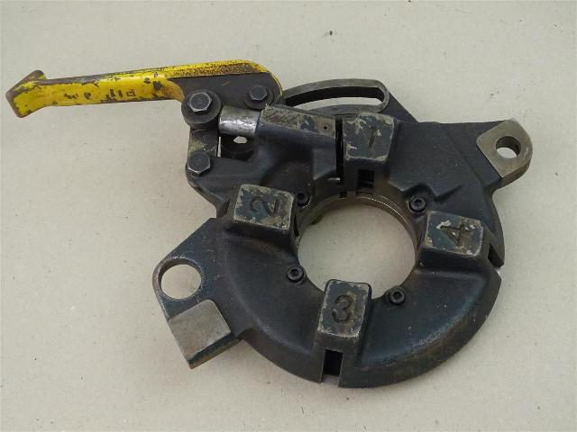 Universal  Adjustable Die Head For Pipe Threader , Machine