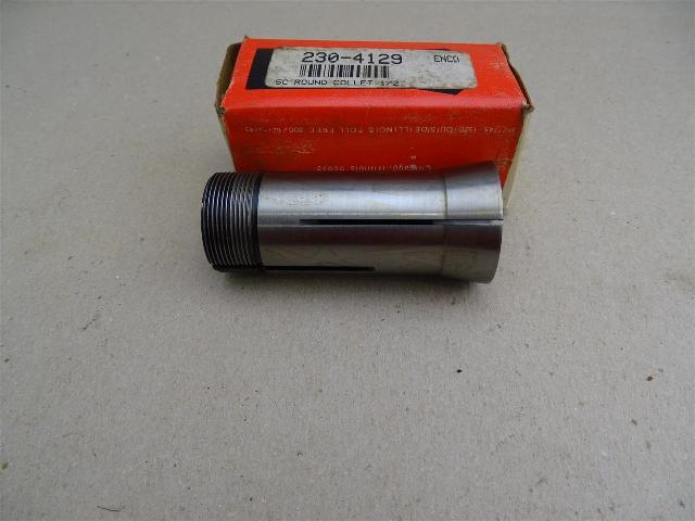"""Enco  5C Round Collet  1/2"""", 230-4129"""