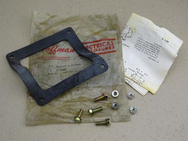 Hoffman  Gasket & Screws  , F-44WG
