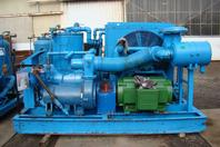 300hp Quincy Rotary Screw Air Compressor 460v  23,000HRS QSI1250