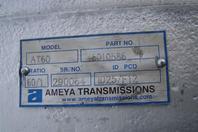 """(4) AMEYA AT60  CLASS 150  - 10"""" GATE"""