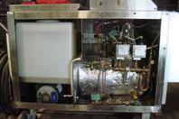 AmeriVap Xtreme Steam 175psi System 480v LOW HOURS SAV-30-U175