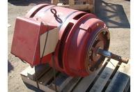 Marathon 3 Phase Electric Motor 200 HP 1780 RPM 460V Epact  Model KF 445TTDS1406